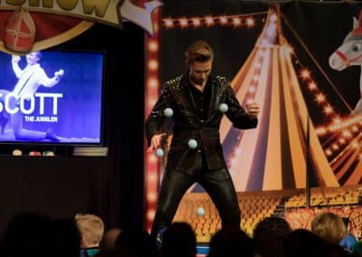 Vet Coole Sintshow Circus 2019 Rotterdam 049_resize